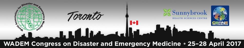 WADEM Toronto 2017 Congress