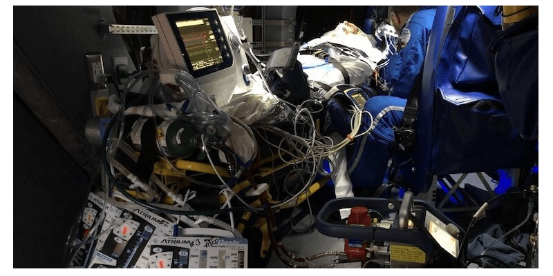 ECMO transport
